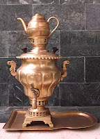 Samovar - An Unique Antique Piece