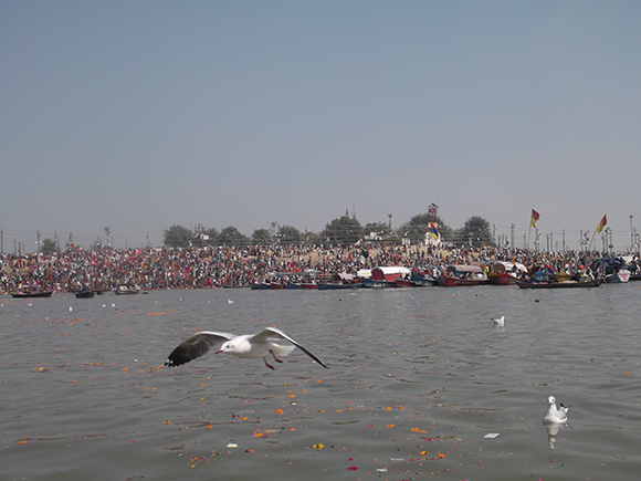 The world's largest religious gathering - Maha Kumbh Mela