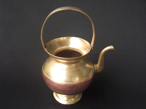 Antique Brass And Copper Kamandalam