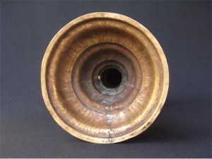 Brass Temple Umbrella Kalasam - YK Antiques