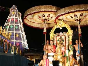 Brass Temple Umbrella Kalasam | YK Antiques