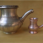 Brass and copper kindi