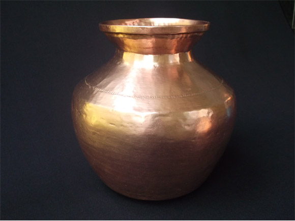 Thondi - The Copper Pot For Water