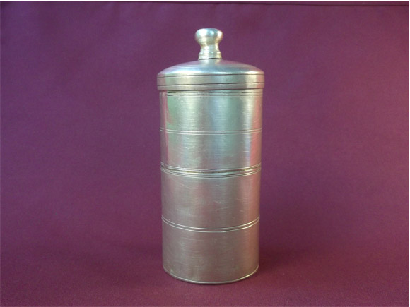 Antique Brass Coffee Filter