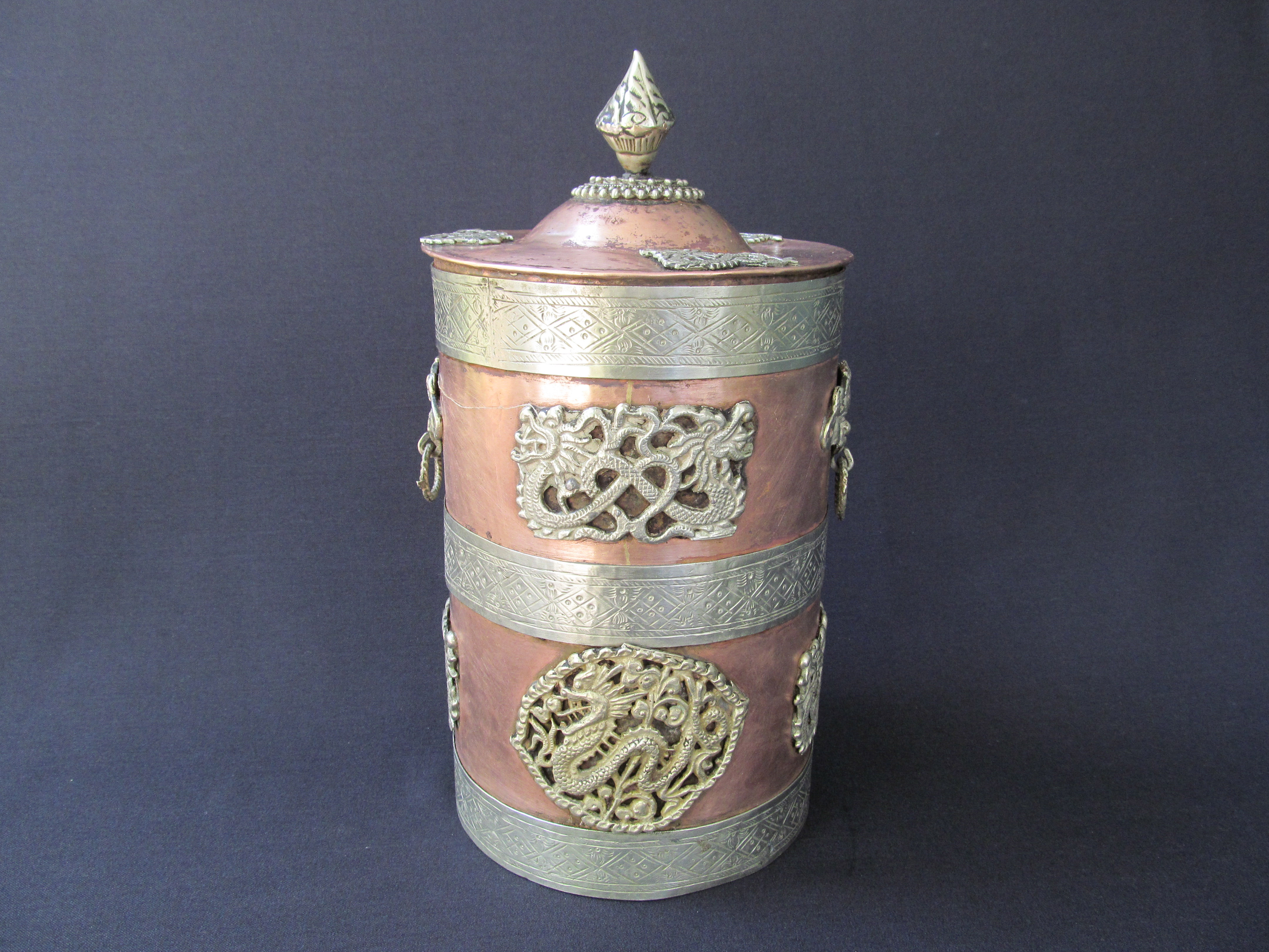 Mystical Copper vessel