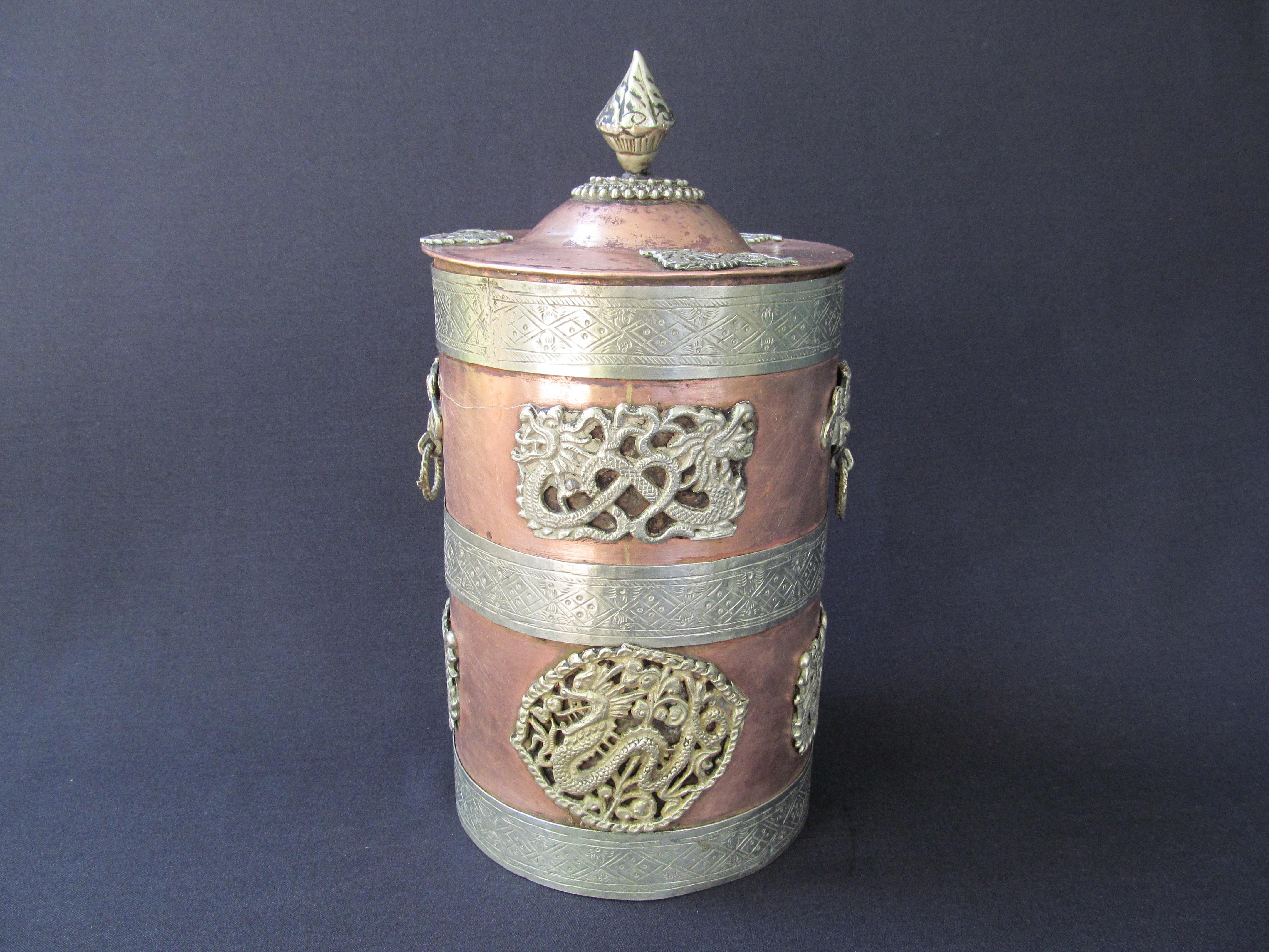 Mystical Copper vessel